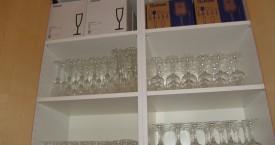 Glassutvalg